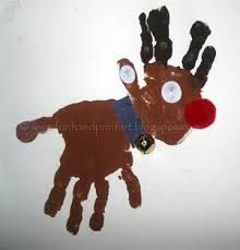handprint crafts for