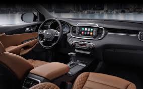 kia sportage 2017 interior 2018 kia sorento facelift interior indian autos blog