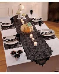decoration gorgeous halloween table runner halloween quilted