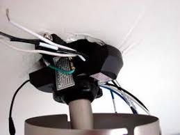 installing remote control ceiling fan install a ceiling fan remote control module
