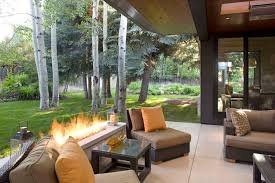 great mid century modern outdoor fireplace 35 for your with mid