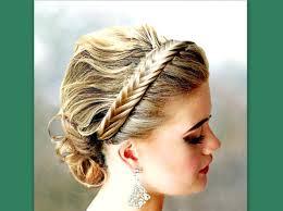 elastic hair band hairstyles fishtail herringbone hair braided headband elastic headband braid
