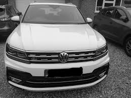 volkswagen tiguan 2016 white white tiguan 150 r line dsg delivered this afternoon vw tiguan