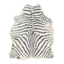 Zebra Bath Rug Beautiful Zebra Bath Rug With Hk Living Bath Mat Zebra 85x100cm Hk