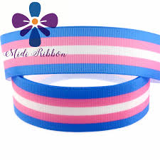 blue and white striped ribbon compare prices on pink blue white striped ribbon online shopping