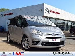 used citroen c4 picasso manual for sale motors co uk