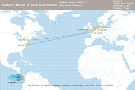 Southampton New York Map g6 alliance inaugurates transpacific pa1 pa2 and transatlantic