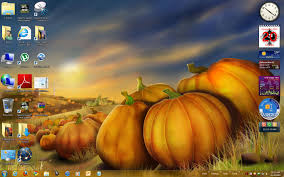 windows 7 thanksgiving theme