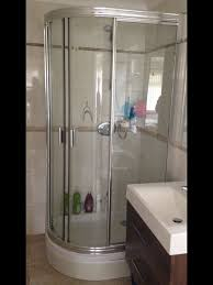 Daryl Shower Doors Daryl Extended Quadrate Shower Enclosure 1000x800mm In Sutton