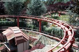 Gilroy Garden Family Theme Park A Z Coaster Of The Week Quicksilver Express Coaster101