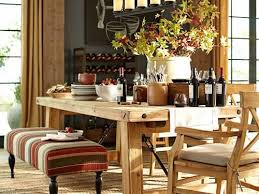 Pottery Barn Dining Room Tables 34 Best Pottery Barn Inspired Interiors Images On Pinterest Room