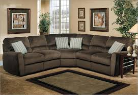 Brown Sectional Sofas Sofa Beds Design Breathtaking Traditional Suede Sectional Sofas