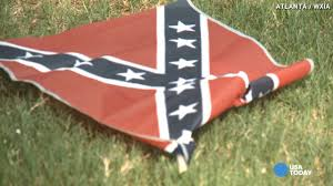 Confeserate Flag Some Call Confederate Flag American Version Of Swastika