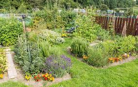 Potager Garden Layout The Best Of Potager Garden Design Regarding Best Garden Designs