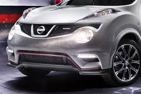 nissan juke rs nismo new nissan juke nismo with tuned up 1 6 liter turbo engine debuts
