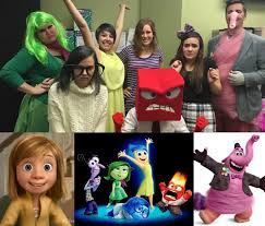 inside out costumes at 1dental 2015 1dental