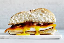 Champion of Breakfasts What s the Winning Egg Sandwich Recipe