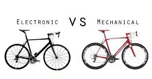 throw down electronic vs mechanical shifting u2013 performance