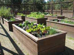 How To Lay A Raised Patio Raised Bed Gardens Plans Home Outdoor Decoration