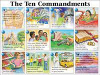 ten commandments niv the