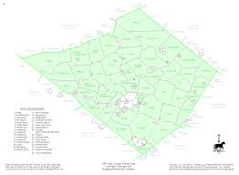 Pennsylvania Map Cities by Townships Boroughs County Evolution For Pa Counties