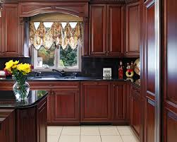what countertop color looks best with cherry cabinets