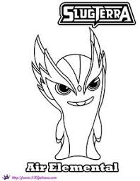 slugterra coloring pages 02 stuff to buy pinterest