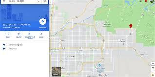 Apache Junction Az Map A Place Called