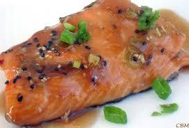 cuisiner un filet de saumon dans la cuisine de blanc manger filet de saumon teriyaki de la mort