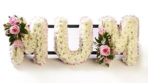Flowers For Mum - funeral flower ideas for mum