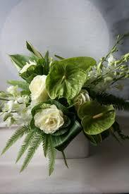 flower delivery minneapolis white and green flower arrangements anthurium flower arrangement