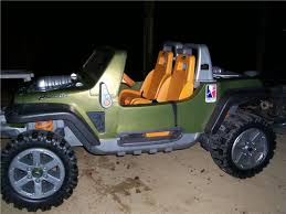 power wheels jeep hurricane modifications modified power wheels jeep hurricane wire harness