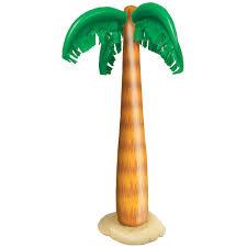 Palm Tree Patio Umbrella 35