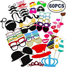photo booth props tinksky photo booth props diy kit dress up accessories
