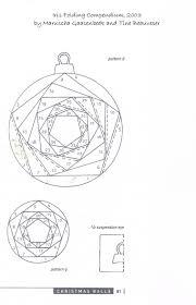 iris folding patterns free printables made using a basic
