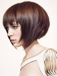 featheres sides bob hairstyle best feathered bob hairstyles with bangs and highlight for short