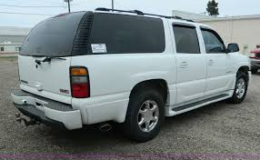 2004 gmc yukon denali xl svu item h2482 sold may 6 gove