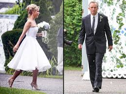 cheryl hines marries robert f kennedy jr people com