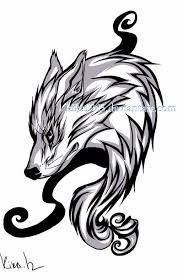 lone wolf symbol tattoo pictures to pin on pinterest tattooskid