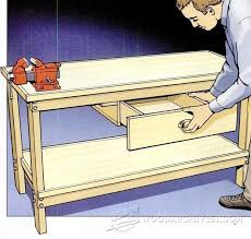 157 best work benches images on pinterest workbench plans