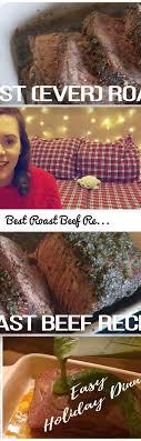 best roast beef recipe weekly vlog 14 thanksgiving