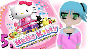 lets play kitty roller rescue 5 bear