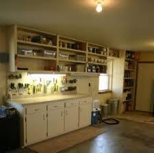 kitchen cabinets workshop repurposing kitchen cabinets for storage and a workshop