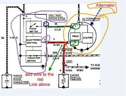 1994 ford f150 wiring diagram solved my 1985 ford f150 has a three wire alternator two fixya