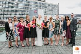 millennium gallery wedding sheffield rachel u0026 rob tierney
