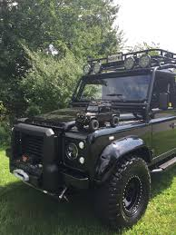 land rover 110 off road check out our special custom build defender for land rover usa