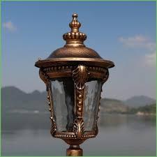 Innova Lighting Led 3 Light Outdoor L Post Lighting Outdoor Lighting Column Lights Outdoor Wall Pillar