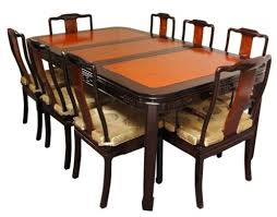 Asian Dining Room Sets Asian Style Dining Room Furniture Asian Style Dining Room