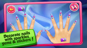 fashion nail art design games android apps on google play