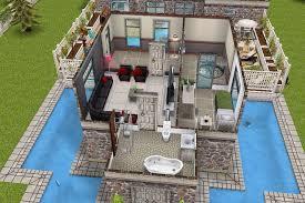 Sims Freeplay House Floor Plans House 3 1st Building 2nd Floor Plan Sims Freeplay House